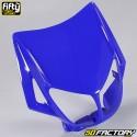 Careta frontal FACTORY azul Derbi Senda,  Gilera Smt, Rcr