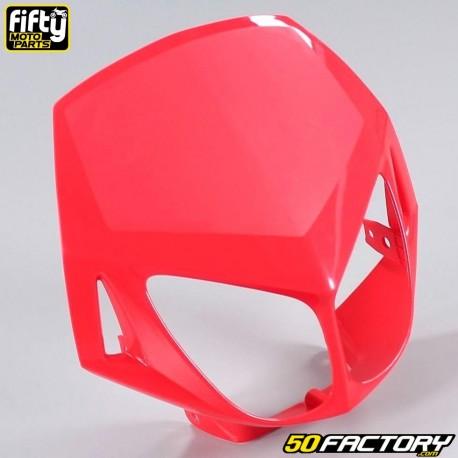 Careta frontal FACTORY Derbi rojo Senda DRD Racing