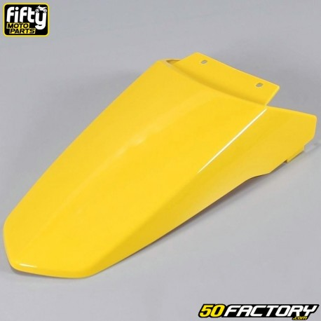 Guardabarros trasero FACTORY Derbi amarillo Senda DRD Racing