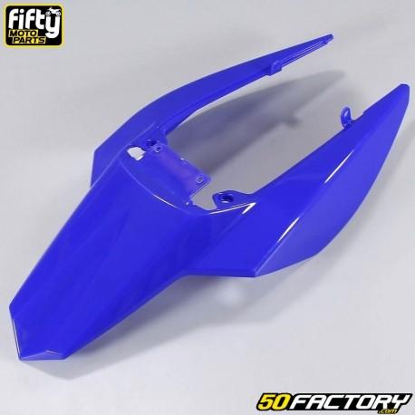 Carenado trasero FACTORY Derbi azul Senda DRD Xtreme, Smt, Rcr