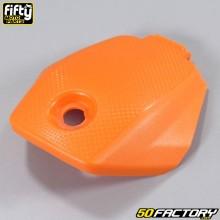 Carenado de tanque de gasolina FACTORY naranja Derbi Senda DRD Xtreme, Smt, Rcr