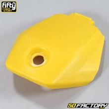 Carenado de tanque de gasolina FACTORY amarillo Derbi Senda DRD Xtreme, Smt, Rcr