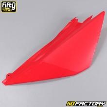 Carenado trasero izquierdo FACTORY Derbi rojo Senda DRD Racing