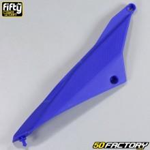 Carenado derecho bajo asiento  FACTORY Derbi azul Senda DRD Xtreme, Smt, Rcr