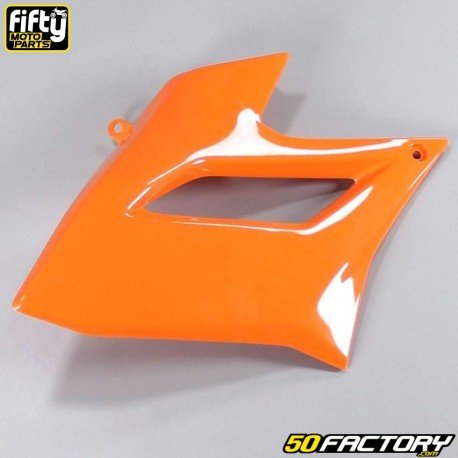 Carenado delantero FACTORY Derbi naranja Senda DRD Racing