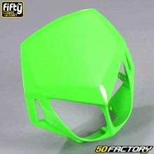 Careta frontal FACTORY Derbi verde Senda DRD Racing