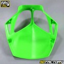 Careta frontal FACTORY verde Derbi Senda DRD Racing