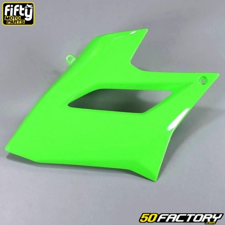 Carenado delantero FACTORY Derbi verde Senda DRD Racing