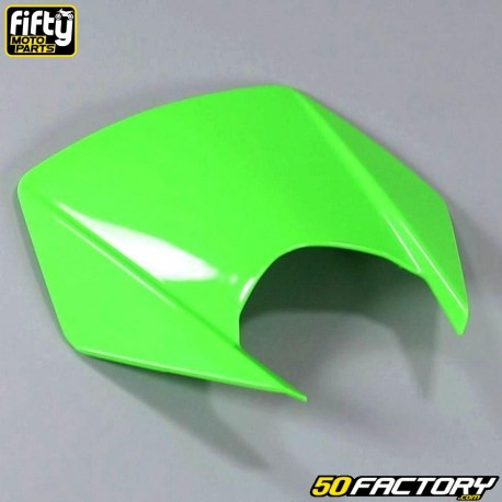 Careta tapa frontal FACTORY verde Derbi Senda DRD Xtreme, Smt, Rcr