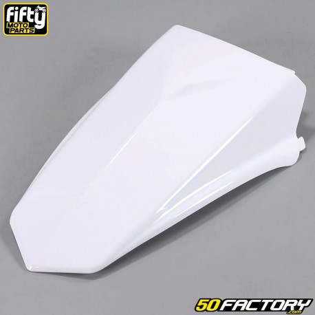 Guardabarros trasero FACTORY color blanco Derbi Senda,  Gilera Smt, Rcr