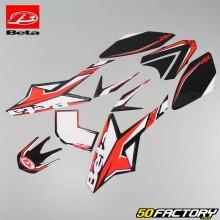 Kit de decoracion negro Beta  RR  Track desde 2011
