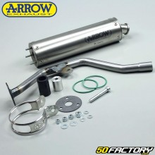 Exhaust silencer Arrow Yamaha Dt, Mbk Xlimit, Malaguti Xsm, Xtm