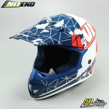 Casque cross NoEnd Origami Patriot taille XL