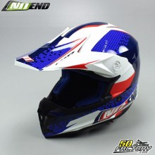 Casque cross NoEnd Defcon Patriot taille XL