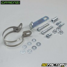 Kit de montaje de escape Carenzi Daemon Evo Derbi,  Gilera,  Aprilia