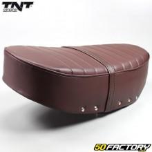 Sella marrone pieno TNT Motor City,  Skyteam Dax 50 4T