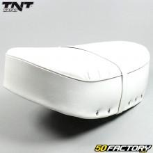 White saddle complete TNT Motor City,  Skyteam Dax 50 4T