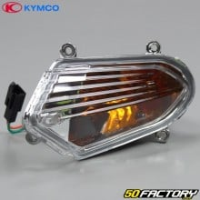 Front left turn signal Kymco Agility 50 and 125 16 inches