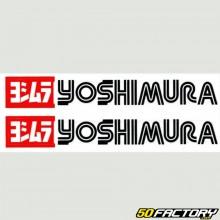 Pegatinas Yoshimura 223mm (x2)