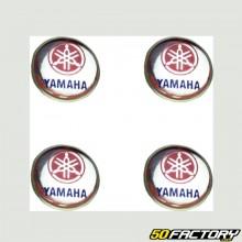 Pegatinas Yamaha alivio (x4)