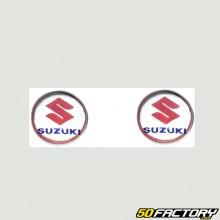Pegatinas Suzuki alivio (x2)