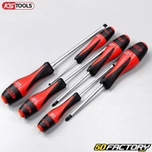 6 screwdriver set ULTIMATE, Slot, Pozidrive KsTools