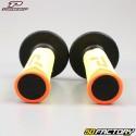 Poignées Progrip 788 jaune fluo-noir-orange