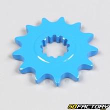 Pignone AM6 Minarelli 13 denti 420 blu