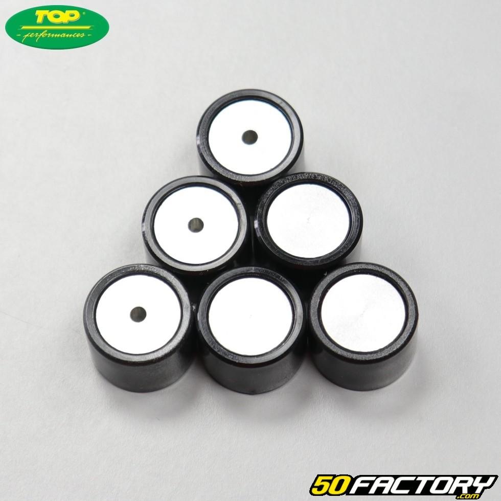 Standard Clutch Rollers Piaggio NRG50 LC Power DD 7.5 grams