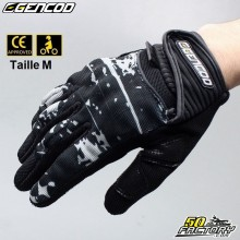 Gloves Gencod Pro homologated CE motorcycle size M