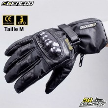 Gloves Gencod Winter homologated CE motorcycle size M