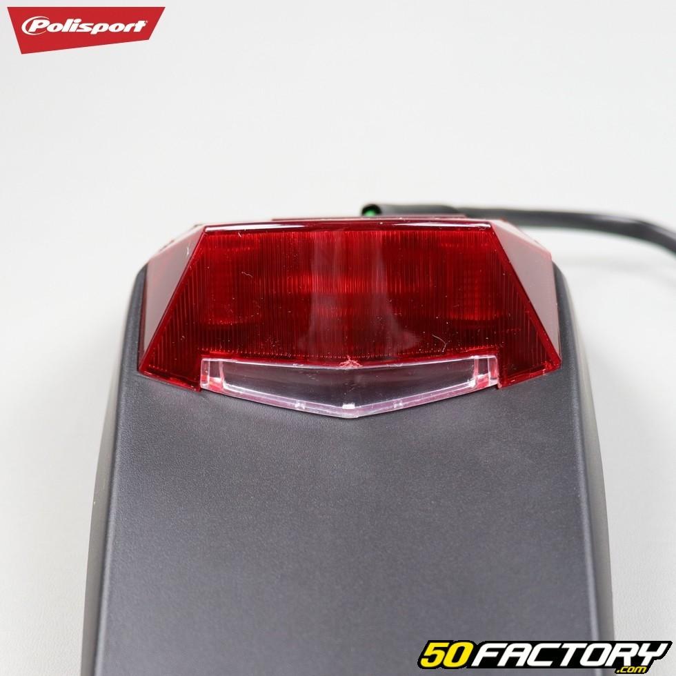 Polisport LED Feu arrière support de plaque d/'immatriculation rieju spike 50 rrx 50 tango 125 50 250