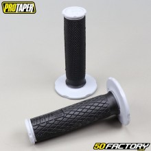 Griffe Pro Taper Full Diamond grau-schwarz