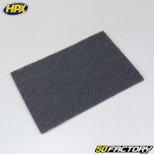 Abrasive mounting rubber HPX  fine