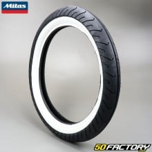 2 3 / 4-16 Reifen Mitas MC 2 Whitewinds Moped