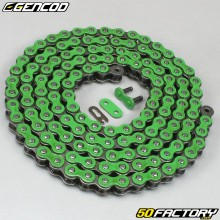 Green chain reinforced 420 H 138 links Gencod