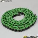 Cadena verde reforzada 420 H 138 enlaces Gencod