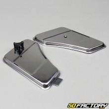 Puertas de caja de herramientas Peugeot 103 SPX,  Vogue cromo (par)