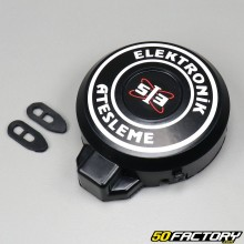 Black ignition cover Peugeot  103