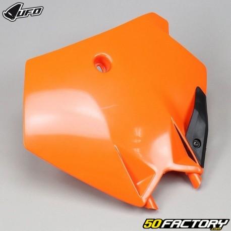 Tabella portanumero cross UFO digitare KTM arancione