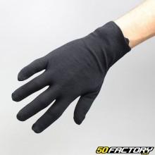 Sous gants noir taille S