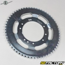 60 teeth rear gray sprocket   Ø 98mm 10T MBK 51