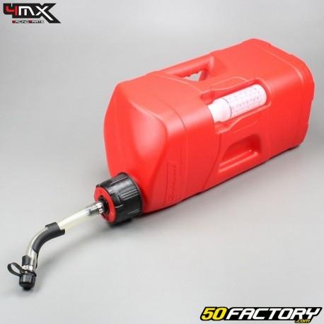 Jerrycan carburant 20L avec doseur d'huile