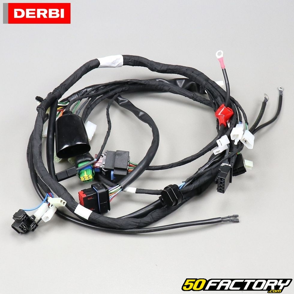 Derbi wiring harness Senda, Gilera SMT - Cheap spare part on