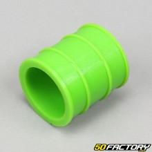 Silenciador de escape para mangote 30mm verde