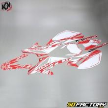 Kutvek Eraser Deco Kit Beta RR (da 2011) bianco e rosso