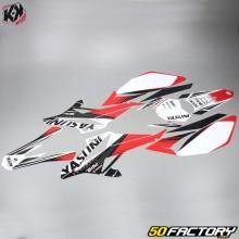 Kit Déco Kutvek Yasuni Beta RR (depuis 2011) rouge et blanc