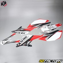 Kutvek Deco Kit Yasuni Beta RR (da 2011) rosso e bianco
