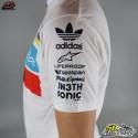 T-Shirt KTM Team Troy Lee Design weiß Größe L