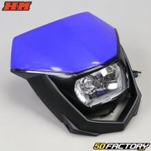 Scheinwerferplatte HM 50 blau (von 2006)